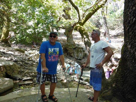 Kolimbia, اليونان: Lummigt !
