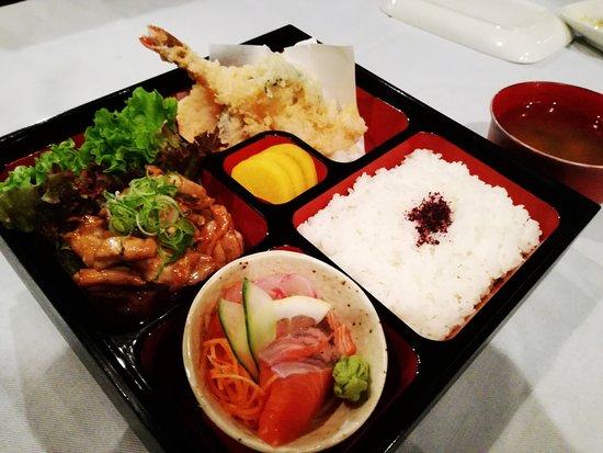 Cookai Japanese Restaurant Lunch Bento Box