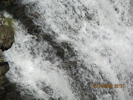 Swallow Falls State Park: Don't get too close