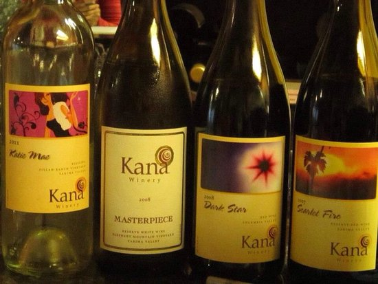 Yakima, Waszyngton: Kana Winery