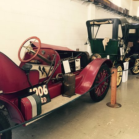Minden, NE: Unrestored race cars -