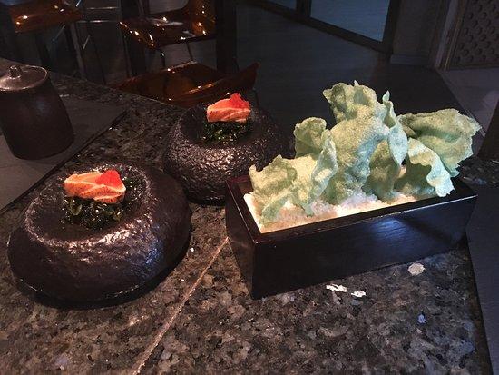 imagen KOI Oyster & Sushi Bar en Mogán