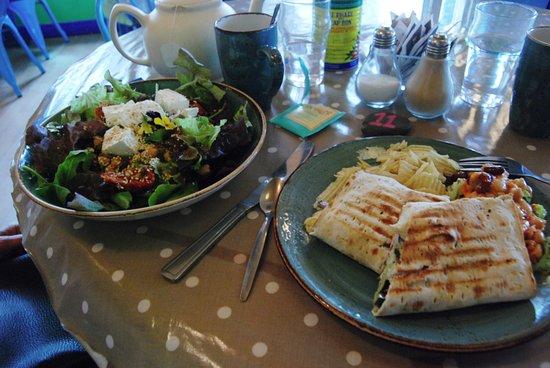 Joe's Cafe: Great food