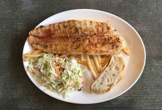 Swai fish tacos picture of california fish grill long for California fish and grill