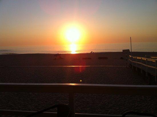 Consolacao, Portugal: Pôr do Sol no Clube da Praia