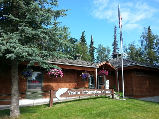 ‪Soldotna Visitor Center‬