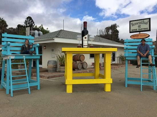 Rosenthal Wine Bar & Patio : photo1.jpg