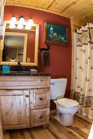 Rice Lake, WI: Room 17 Lumberman's Bunkhouse