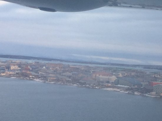 Kotzebue from the air