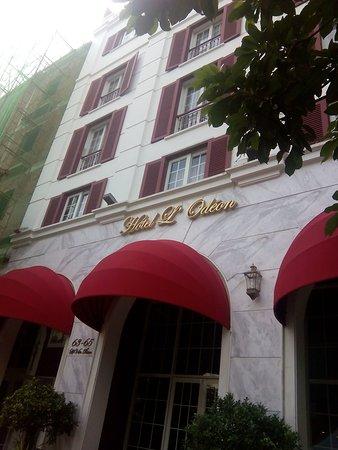 Hotel tranquilo para pasar la primera noche en Saigon