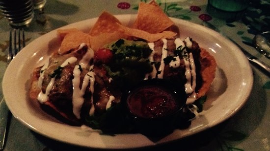 Bluegrass Kitchen : The Tostadas with Chicken