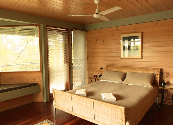 Myall Lakes National Park, ออสเตรเลีย: Queen Bedroom