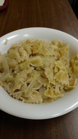 Forgotten Taste: Bowl of Haluski