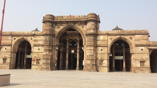 Heritage Walk of Ahmedabad