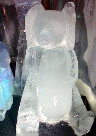 Nonantum Resort: Nonantum Fire & Ice Sculptures, Christmas Prelude