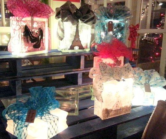 Nonantum Resort: Nonantum Fire & Ice- Decorative boxes, Christmas Prelude