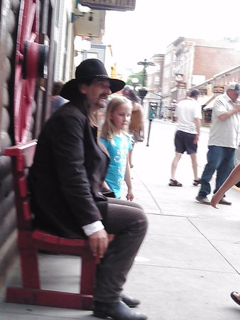 Deadwood Alive: Wild Bill or just another cow poke?