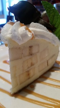 Emeril's New Orleans: Banana Cream pie