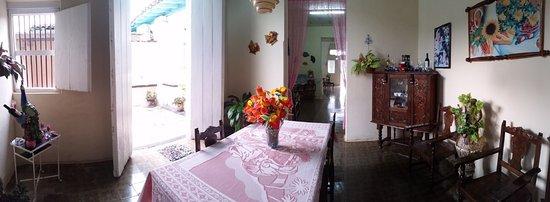 Comedor Colonial - Picture of Hostal La Campina, Remedios ...