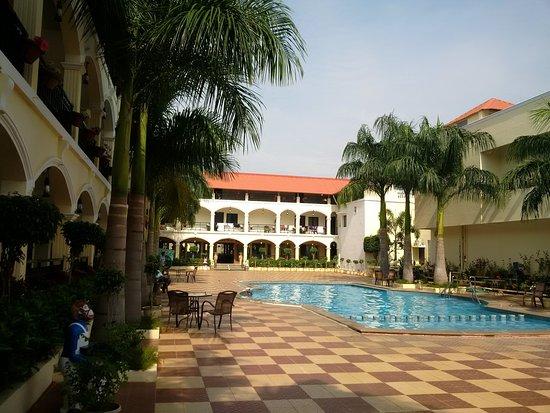 View Of The Hotel Picture Of Kumararraja Palace Yelagiri Yelagiri Tripadvisor