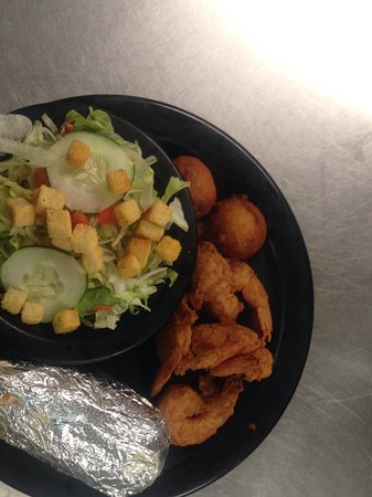 West Point, MS: Thursday and Friday Night try our Shrimp Plate
