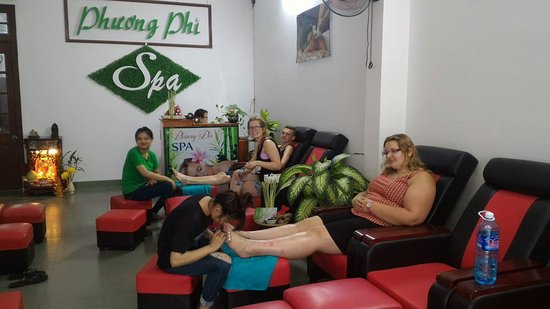 ‪Spa and Beauty Salon Phuong Phi‬
