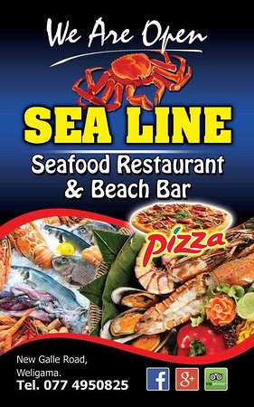 sea line restaurant