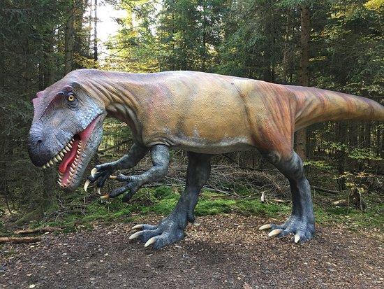 Dinosaurier-Park Altmuehltal
