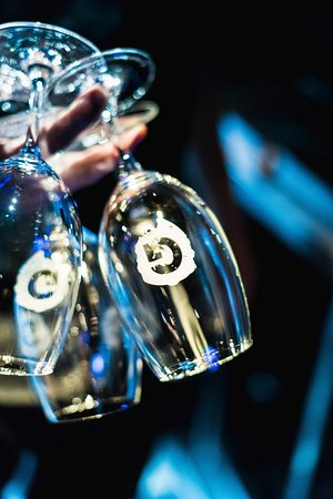 400 Gradi: Wine Glasses