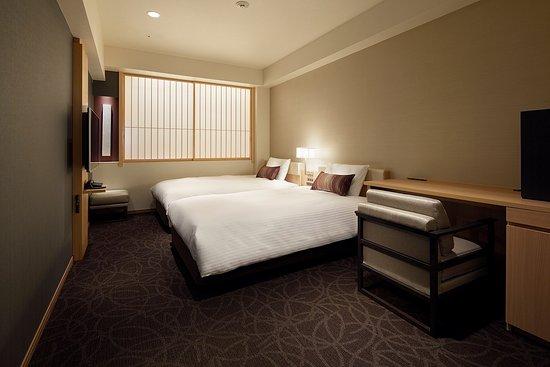 Universal Twin Picture Of Mitsui Garden Hotel Kyoto Shinmachi Bettei Kyoto Tripadvisor