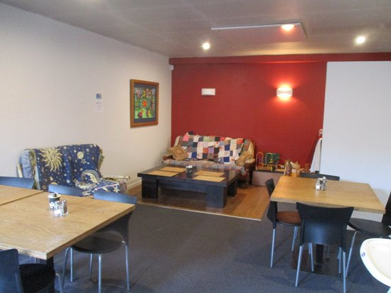Craypot Cafe & Bar: Inside