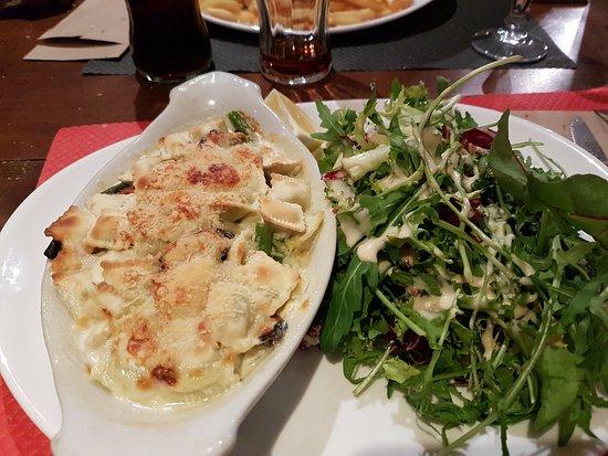 Savoie, Francia: ravioles
