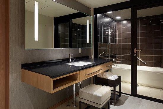 Mitsui Garden Hotel Kyoto Shinmachi Bettei: Exective Twin Bathu0026powder