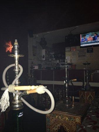 Photo of Restaurant Aziza Cafe & Lounge at 45 1st Ave, New York, NY 10003, United States