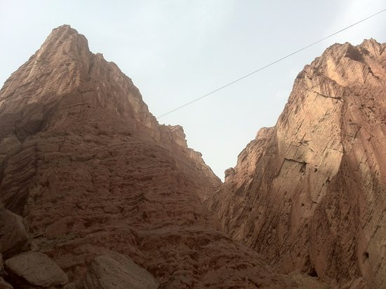 Kuqa County, Chine : Kuqa Grand Canyon