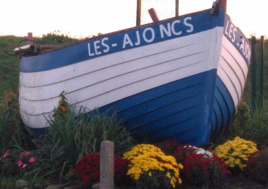 Audresselles, France : Entrée du camping
