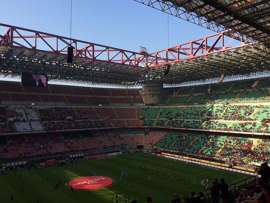 terzo anello stadio san siro milan - photo#12