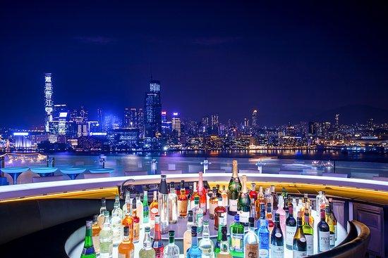 Skye Hong Kong Wan Chai Causeway Bay Restaurant