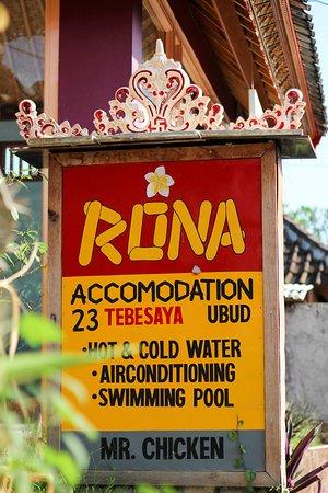 Rona Accommodation: Rona Accomodation