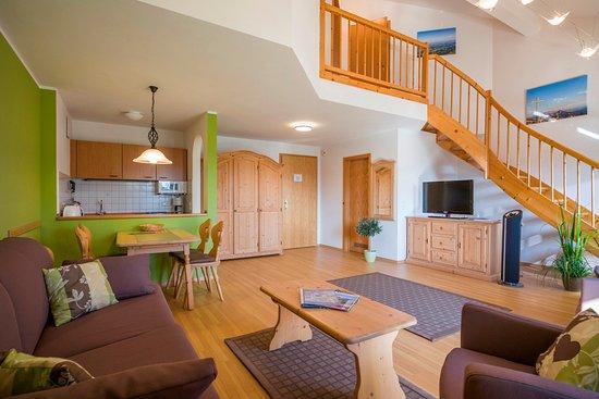 beispiel maisonette wohnung bild von ferienwohnanlage br nnstein oberaudorf tripadvisor. Black Bedroom Furniture Sets. Home Design Ideas