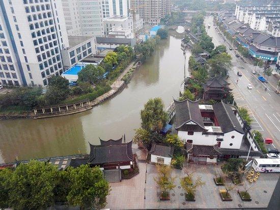 Jiangyan, China: 曲江樓