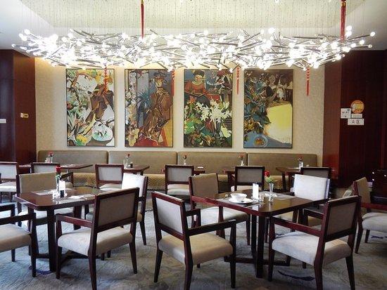 Jiangyan, China: 餐廳