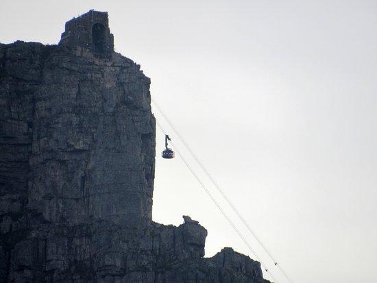Parliament Hotel: Teleférico Table Mountain