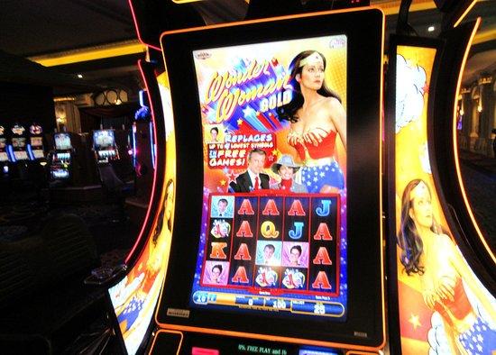 Super mario 3d slot machine