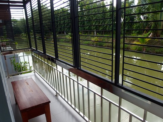Balcony - Picture of Muaan Resort, Suphan Buri - Tripadvisor
