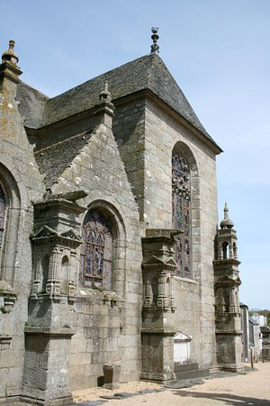 Saint-Thegonnec, France: Particolare
