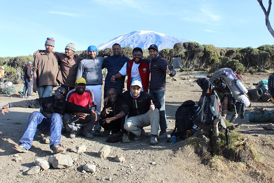 Kilimanjaro Full Moon Adventure and Safari