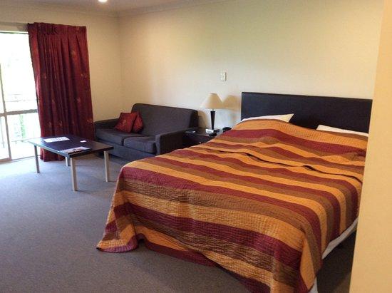 Hot Springs Motor Lodge ภาพถ่าย