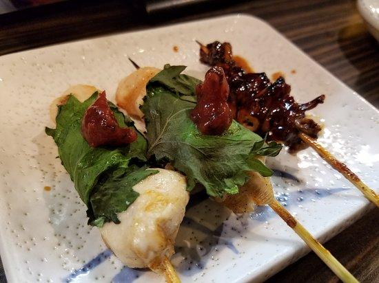 Torisei Kiyamachiten: Delicious yakitori!