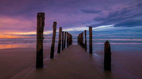 Dunedin Beach: St. Clair Beach in Dunedin.